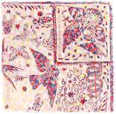 Alexander McQueen Swallow Dream scarf