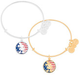 Disney Mickey Mouse Flag Bangle by Alex and Ani