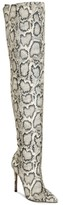 Bebe Destined Over-The-Knee Dress Boots Women's Shoes
