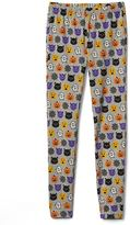Gap Halloween stretch jersey leggings