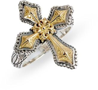 Konstantino Kleos Cross Ring