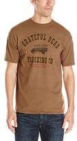 Liquid Blue Men's Grateful Dead Truckin T-Shirt