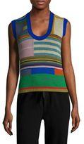 Marni Wool Colorblock Sweater
