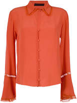 Nk silk shirt