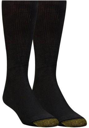 Gold Toe Super Soft Crew Socks 2-Pack