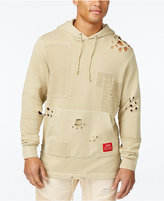 Reason Men's Unisex Tan Patch Hoodie