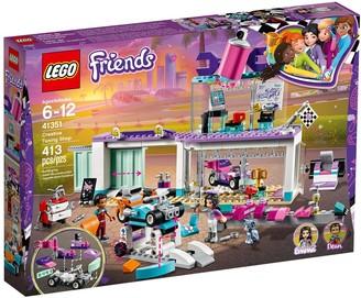 Lego Friends Creative Tuning Shop Set 41351