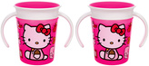 Munchkin Hello Kitty Miracle 360Âo Sippy Cup - Set of Two