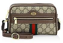 Gucci Women's Mini Ophidia GG Supreme Canvas Crossbody Bag