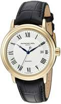 Raymond Weil Men's 2837-Pc-00659 Automatic Stainless Steel Dial Watch