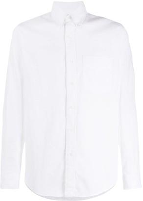Aspesi Button Collar Shirt