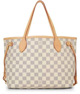 Louis Vuitton Damier Azur Neverfull PM NM