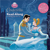 Disney Cinderella Read-Along Storybook and CD