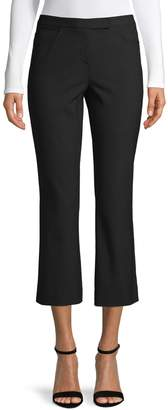 Theory Crop Flare Pants
