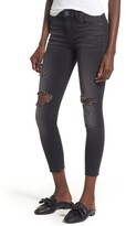 STS Blue Women's Emma Ripped Crop Jeans