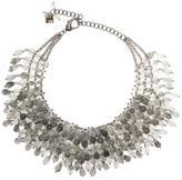 Rosantica Rubina Fringed Quartz Necklace