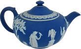 One Kings Lane Vintage Antique Wedgwood Salt Glaze Teapot