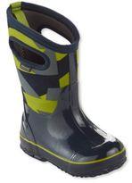 L.L. Bean Kids' Bogs Classic Boots, Geo