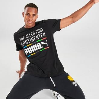 Puma Men's Unity Graphic T-Shirt
