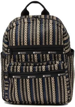 Le Sport Sac Monroe Nylon Backpack
