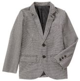 Crazy 8 Checked Blazer