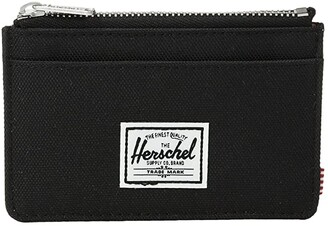 Herschel Oscar RFID (Black) Wallet Handbags