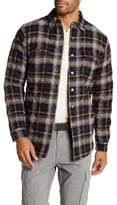 Tailor Vintage Quilted Reversible Flannel Shirt