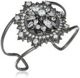 Noir Atomic Cuff Bracelet