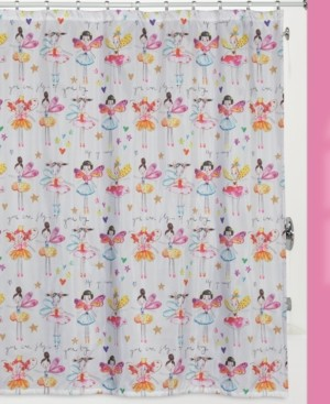 Creative Bath Faerie Princess Shower Curtain Bedding