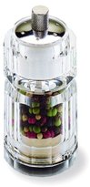 Olde Thompson Acrylic Combination Peppermill & Salt Shaker