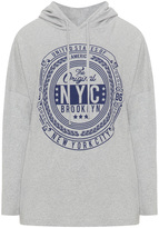 Zizzi Plus Size College style hoodie
