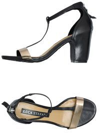 Luca Stefani High-heeled sandals