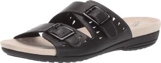 Easy Street Shoes Women's Venus Comfort Sandal Slide