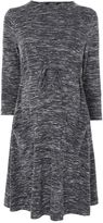 Topshop MATERNITY Drawstring Pocket Skater Dress