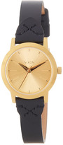Nixon Women's Kenzi Leather Strap Watch