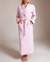 Laurence Tavernier Flanelle Caviar Robe
