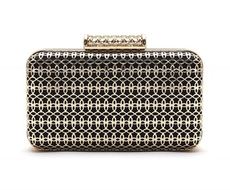bell&fox SKYE FILIGREE METAL CLUTCH