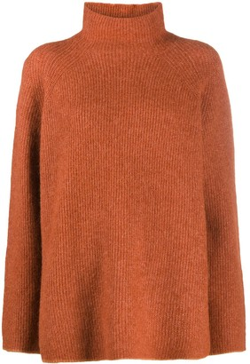 By Malene Birger Long-Sleeve Roll Neck Jumper