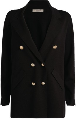 D-Exterior D.Exterior Double-Breasted Blazer