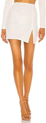 Michael Costello x REVOLVE Sierra Mini Skirt