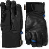 Salomon - Leather And Shell Ski Gloves