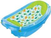 Summer Infant Sparkle N' Splash Newborn-to-Toddler Baby Bath - Blue