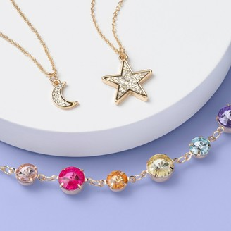 Girl' 3pk tar Moon Choker Necklace et - More Than MagicTM