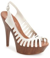 Jessica Simpson Women's 'Finch' Platform Peep Toe Sandal