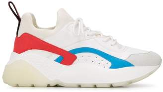 Stella McCartney colour blocked runner sneakers