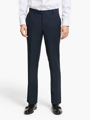 Hackett London Stretch Fit Suit Trousers