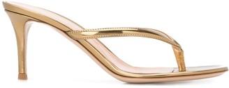 Gianvito Rossi Calypso thong sandals