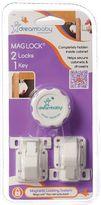 Dream Baby Dreambaby Square Mag Lock (Set of 2)