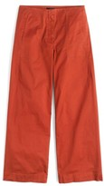 J.Crew Women's Crop Stretch Chino Pants
