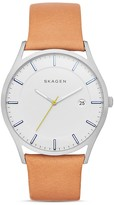 Skagen Slim Holst Watch, 40mm